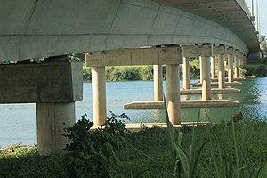 Nausori - Under the New Rewa Bridge