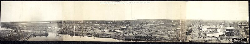 1899 New Richmond tornado - WikiVisually