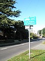 New sign in Stein Road - geograph.org.uk - 1024687.jpg