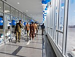 New terminal building at Faisalabad International Airport 06.jpg