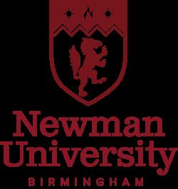 Newman University, Birmingham, Logo 2016.png