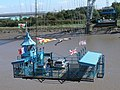 Newport Transporter Bridge's Gondola - geograph.org.uk - 556602.jpg