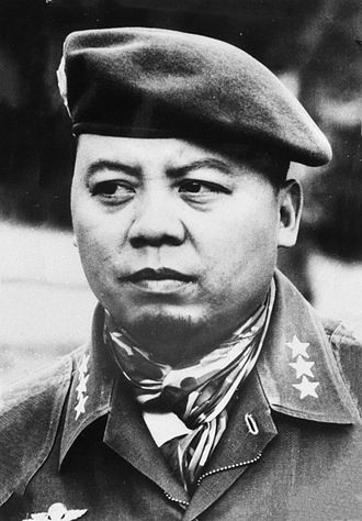 December 1964 South Vietnamese coup - Nguyễn Khánh, the leader of the coup, in 1964
