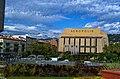Nice - Promenade des Arts - View NNE on Acropolis.jpg