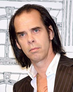 Nick Cave 2009 New York City 2
