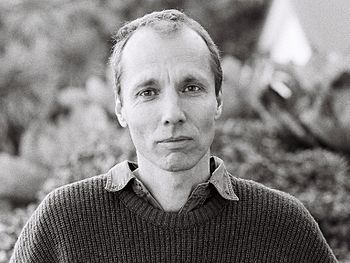 English: Nicky Hager New Zealand author and in...