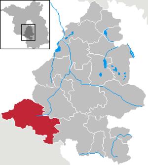 Niedergörsdorf - Image: Niedergörsdorf in TF