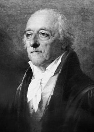 Nikolaus Joseph von Jacquin - Nikolaus Joseph von Jacquin