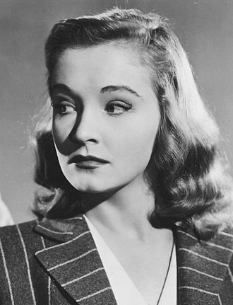 Nina Foch - Foch in Escape in the Fog (1945)