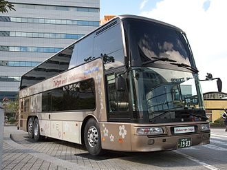 Nishi-Nippon Railroad - Nishitetsu Highway Bus