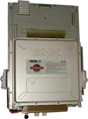 Neo Geo - Hyper Neo Geo 64 arcade board