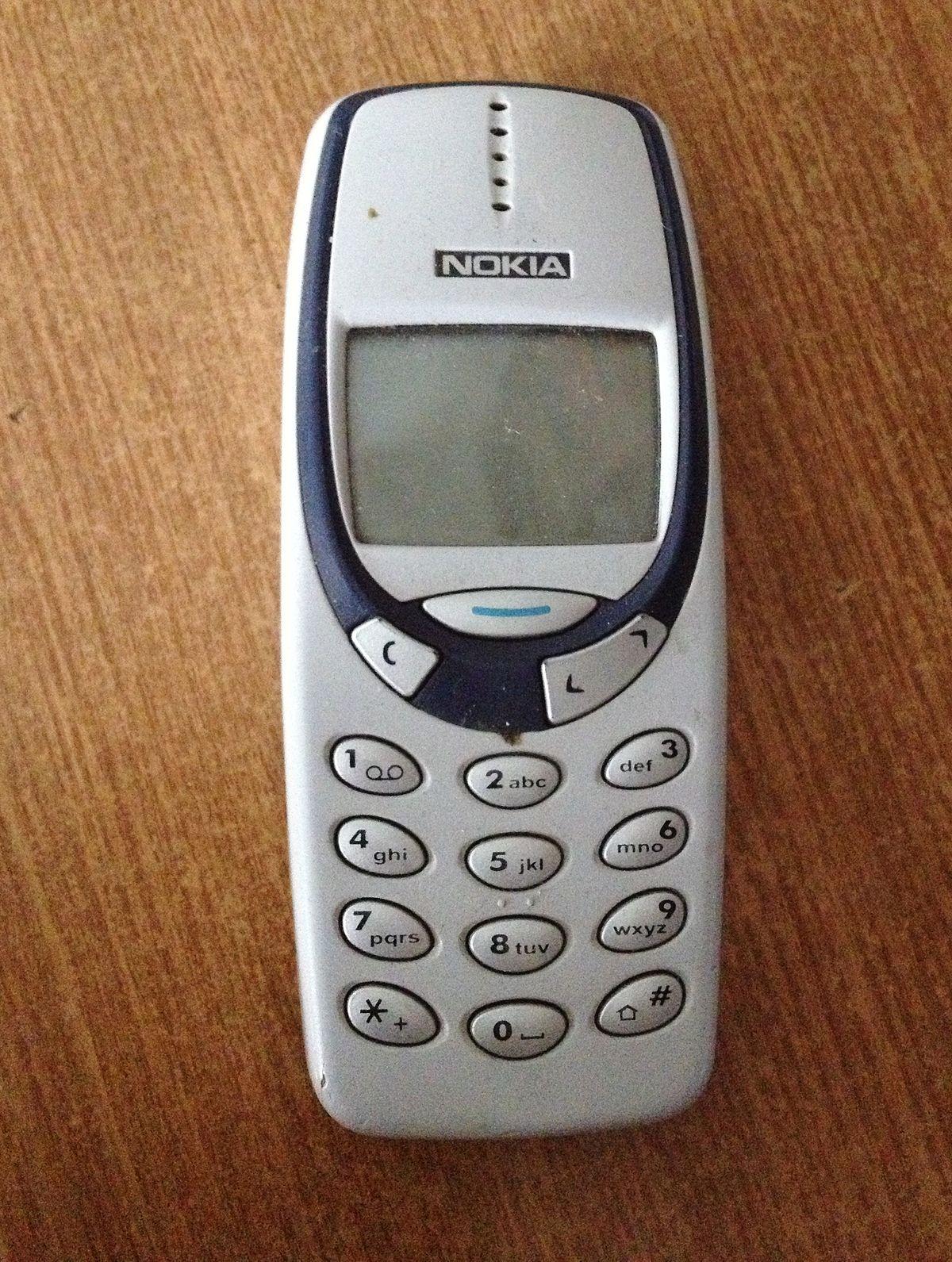Nokia 3330 – Wikipedia
