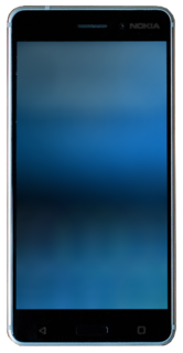 Nokia 6 Nokia-branded midrange Android smartphone