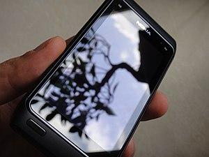 Gorilla Glass - Nokia N8 gorilla glass screen