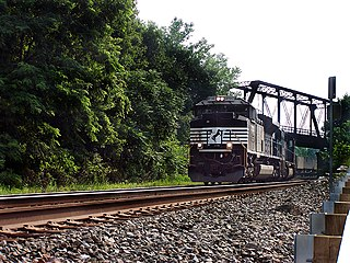 Lehigh Line (Norfolk Southern) Norfolk Southern rail line in New Jersey and Pennsylvania