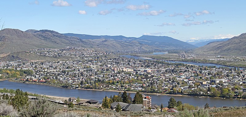 British Columbia >. Kamloops >. Motel 6 Kamloops, BC is conveniently located off of Trans Canada Hwy.