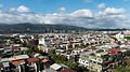 Northeast Area of Minsheng Community and Neihu District View from Taipei City Minsheng Community Center 20140920.jpg