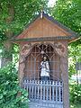 Nowy Wiśnicz - kapliczka z figurą św. Jana Nepomucena AL01.JPG