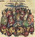 Nuremberg chronicles f 244v 2 Concilium florentinum.jpg