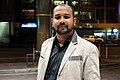 Nurunnaby Chowdhury at Wikimania 2018 (03).jpg