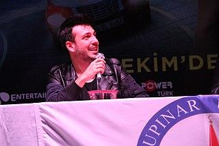 Oğuzhan Koç Turkish actor and singer