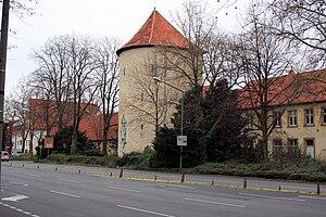 John V, Count of Hoya - Bucksturm Tower, where John was held prisoner
