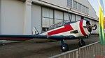 O histórico avião T-6 do Coronel Antônio Arthur Braga, ou simplesmente Coronel Braga. Em 1959, o piloto aceitou convite para entrar na Esquadrilha e no ano seguinte o - panoramio.jpg