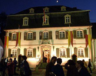 Wadern - Oettinger Schlösschen Wadern