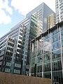 Office blocks opposite The Barbican - geograph.org.uk - 1831204.jpg