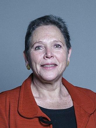 2000 London mayoral election - Image: Official portrait of Baroness Kramer crop 2