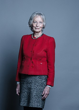 Janet Whitaker, Baroness Whitaker - official portrait