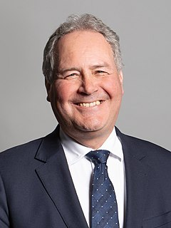 Bob Blackman British politician