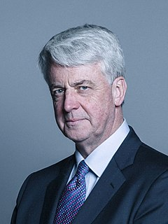 Andrew Lansley British Conservative politician