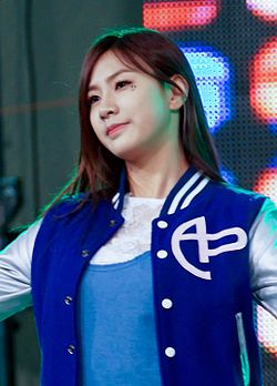Oh Hayoung on October 31, 2013.jpg