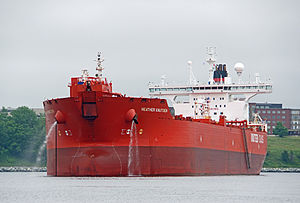 Oil tanker Heather Knutsen in Halifax Harbour - Nova Scotia, Canada - 20 June 2012 - (2).jpg