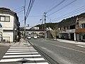 Oita Prefectural Road No.43 near Kasuga Crossroads.jpg