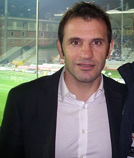 Okan Buruk Turkish former international footballer