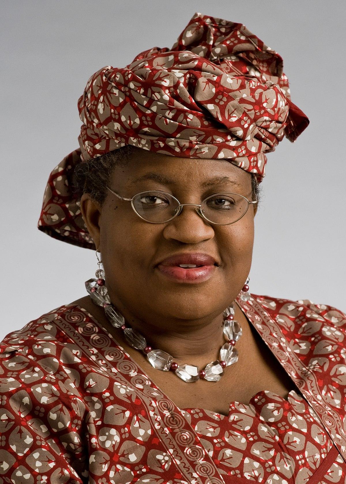 Ngozi Okonjo-Iweala - Wikipedia