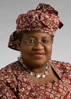 World Bank Group presidential election, 2012 - Image: Okonjo Iweala, Ngozi (2008 portrait)