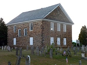 Presbyterian Church in America - Fairfield Presbyterian Church, Fairton, New Jersey the oldest congregation in the denomination (founded in 1680), left the UPCUSA in 1971, joined the PCA in 1980
