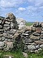 Old Stone Stile at Dinmor Park - geograph.org.uk - 490196.jpg