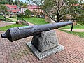 Old cannon in Maryland .jpeg