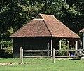 Old farm shelter on Rapkyns Farm - geograph.org.uk - 239670.jpg