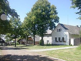 Olešná (Beroun District) Municipality and village in Central Bohemian Region, Czech Republic