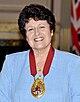 Olga Zammitt, OBE, JP