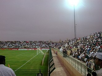 Salalah - Al-Saada Stadium.