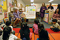 On Thursday, February 17, HHS Secretary Kathleen Sebelius visited the Judy Hoyer Early Learning Center at Cool Springs Elementary School in Adelphi, Maryland.jpg
