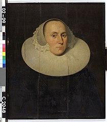 Sara van Velsen (1589-1653), echtgenote van Johannes Reneman