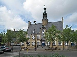 Oostduinkerke - Former townhall Oostduinkerke