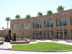 Orange County Fire Authority - Orange County Fire Authority Headquarters